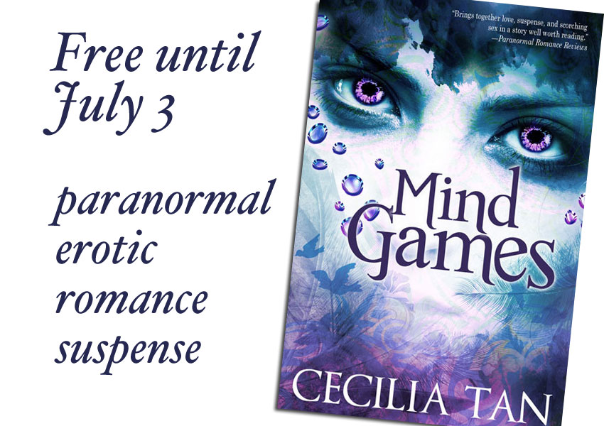 Mind Games by Cecilia Tan free download banner