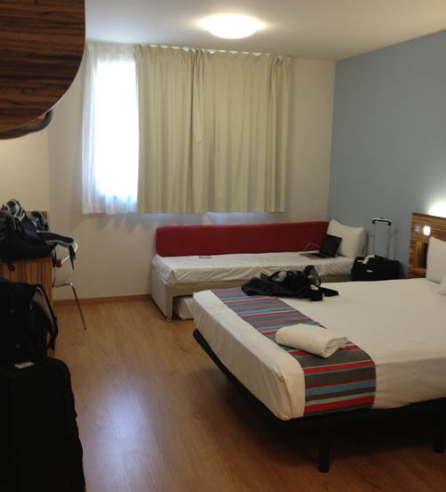 Cecilia tan 39 s blog barcelona trip select pic spam best for Cute hotel rooms