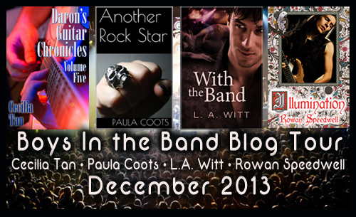 Blog Tour: Boys in the Band
