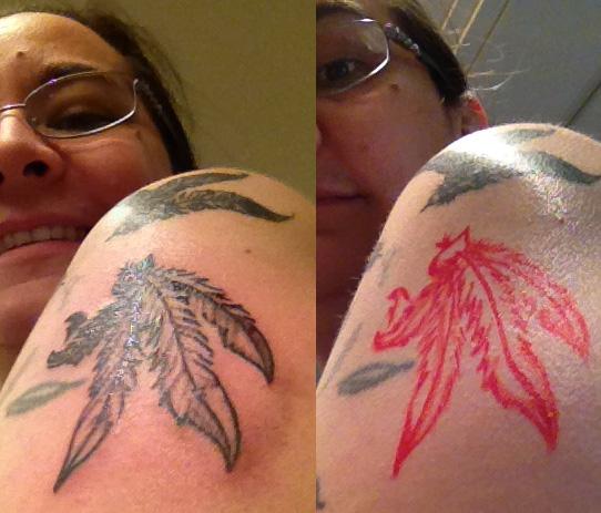 cecilia tan tattoo 2014