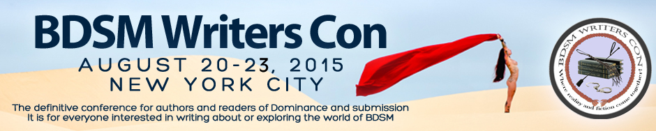 BDSM Writers Con Banner