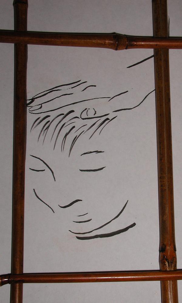 Window on a Slave, Jorin fanart by Anonymous