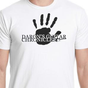 dgc hand logo t shirt draft