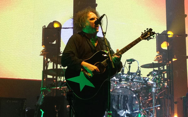 The Cure, Boston Agganis Arena, June 16, 2016
