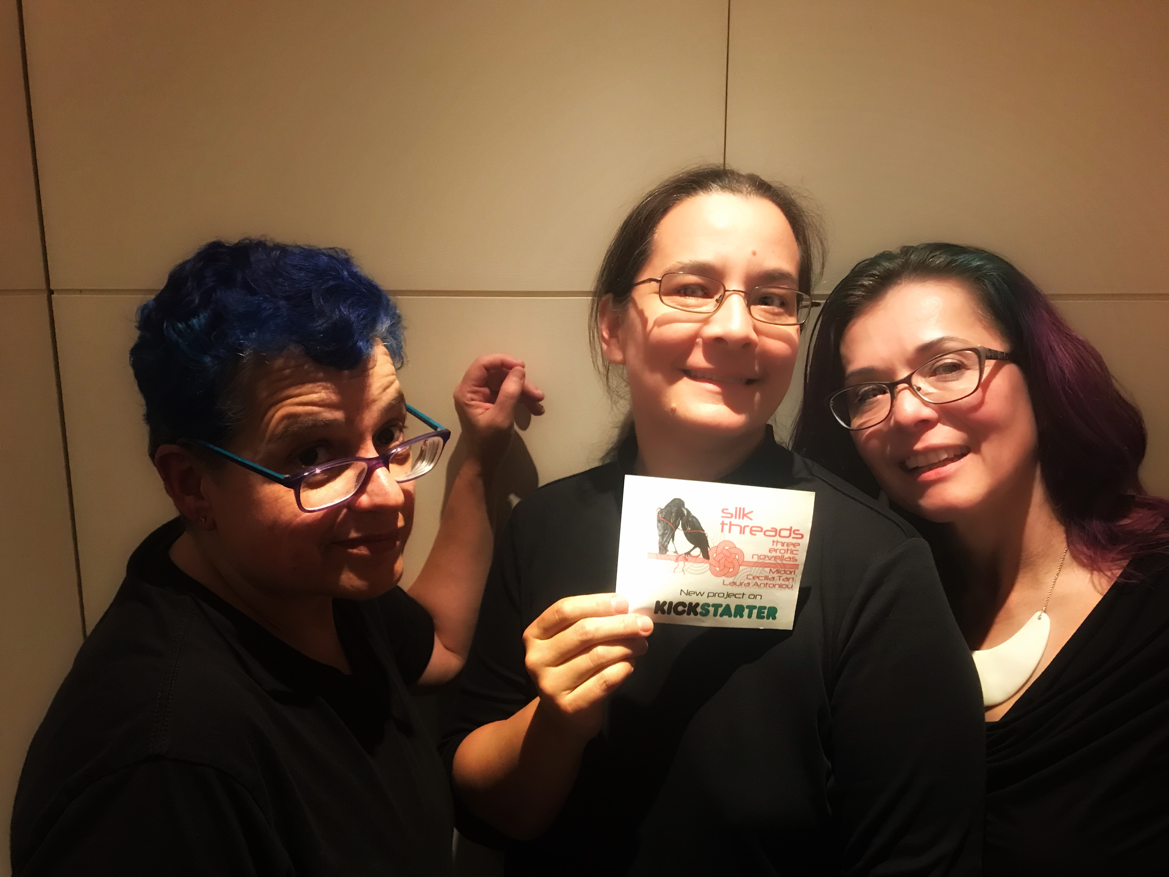 Laura Antoniou, Cecilia Tan, Midori