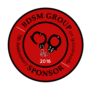 BDSM Group on Goodreads badge